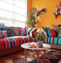 Best 25+ Mexican colors ideas on Pinterest | Mexican style ...