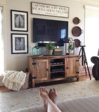 25+ best ideas about Shelf Above Tv on Pinterest