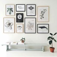 25+ best ideas about Wall Frame Layout on Pinterest ...