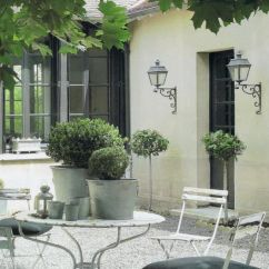 Lime Green Bistro Chairs Time Out Chair Ideas 25+ Best About French Courtyard On Pinterest | Italian Patio, Farmhouse Decor And ...