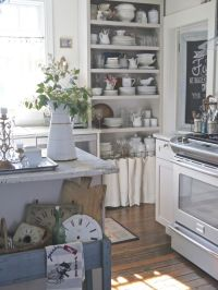 15 Must-see French Cottage Kitchens Pins | Cottages ...