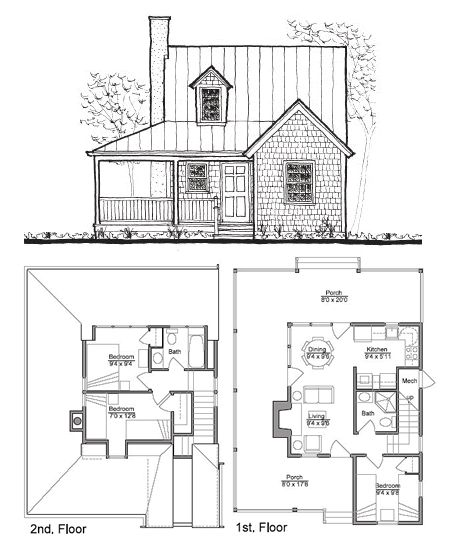 17 Best Images About Dreaming On Pinterest House Plans Small