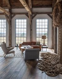 1000+ ideas about Modern Farmhouse Interiors on Pinterest ...
