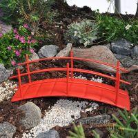 Zen Garden Bridge | Gardens, Oriental and Cherry blossoms