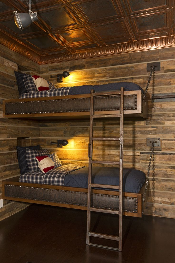 25 Best Ideas about Cabin Bunk Beds on Pinterest  Cabin