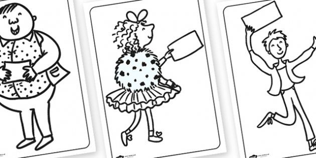 charlie and the chocolate factory colouring pages  wonka