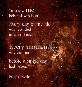 Psalm 13915 16 Not Hidden Psalms