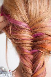 ideas pink hair