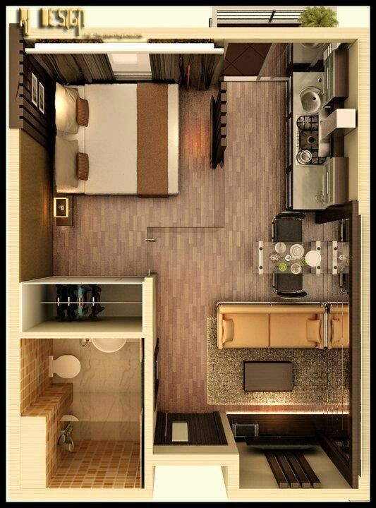 25 best ideas about Studio apartment layout on Pinterest  Studio apartments Studio living and