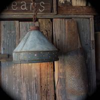 1000+ ideas about Primitive Lighting on Pinterest ...