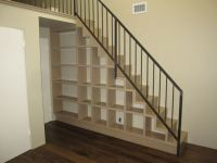 Loft stair cubby storage | House design | Pinterest ...