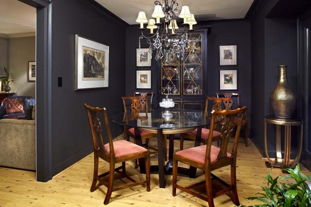The Dining Room Of This Whole House Renovation Features
