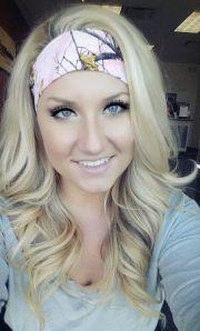 pink realtree camo headband