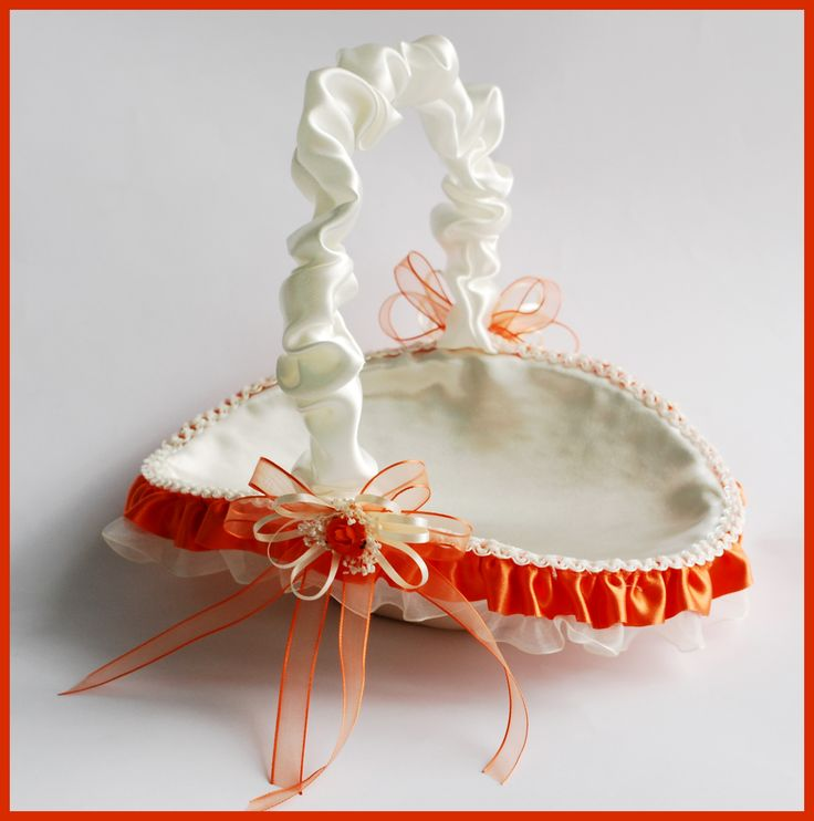 Wedding Basket Girl Canasta Para Bodas Bodas Weddings