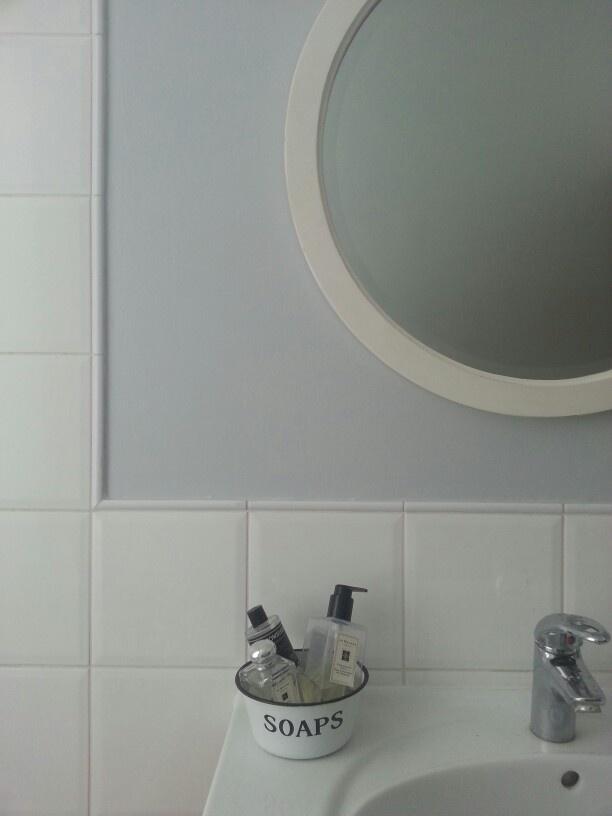 Dulux Illusion bathroom paint  Paint  Pinterest  Bathroom Illusions and Paint