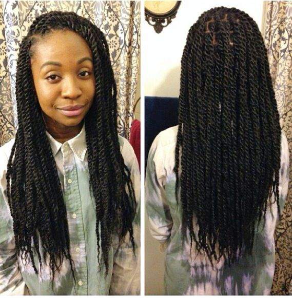 The 277 Best Images About Kinky Senagalese And Marley Twists On