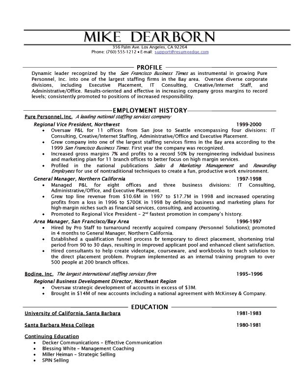 Mckinsey Sample Resume Mckinsey Resume Sample Great Sample  Example Of Great Resumes