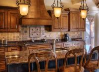 rustic kitchen backsplash ideas | 30 Rustic Kitchen ...