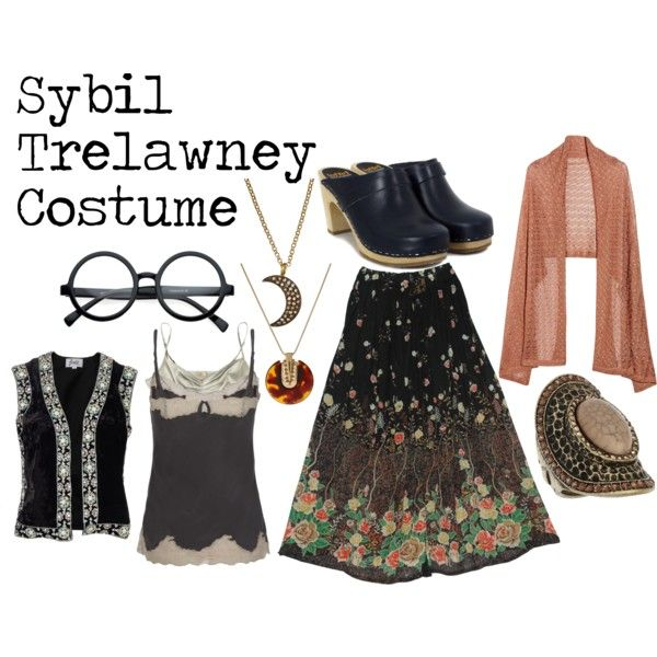 I Think I Might Want To Be Prof Trelawney For Halloween