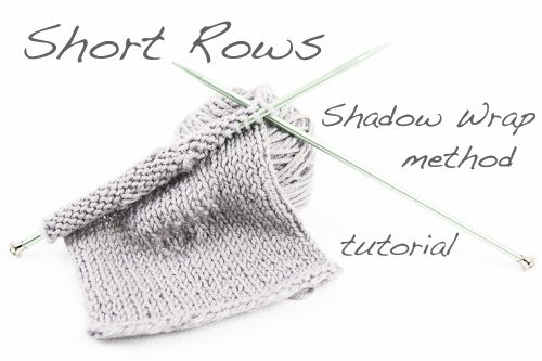 158 best images about short rows on Pinterest