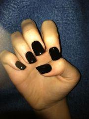 long black nails ideas