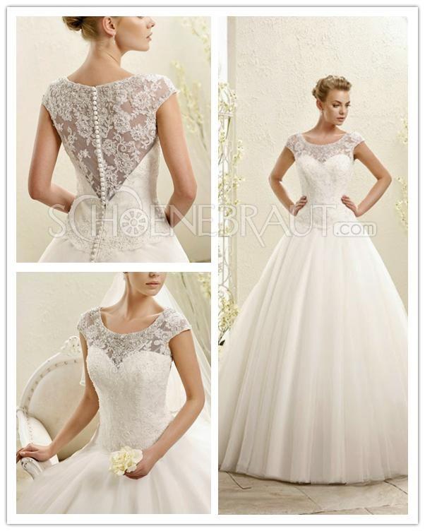25 Best Ideas About Hochzeitskleid A Linie Spitze On Pinterest