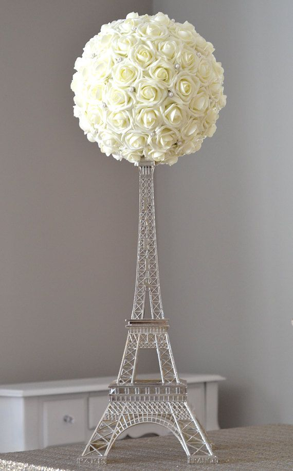 Eiffel Tower Centerpieces For Weddings