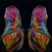 """14 """"sand art"""" hair color"""