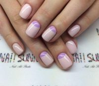 25+ best ideas about Reverse french manicure on Pinterest ...