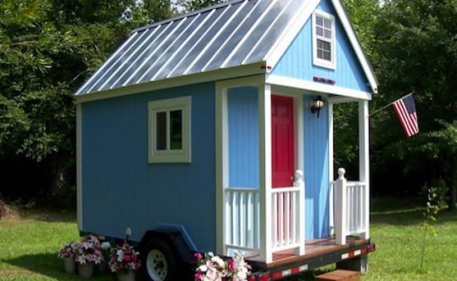 13 Best Images About Tiny Houses On Trailers On Pinterest
