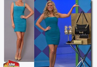 Rachel Reynolds Price Is Right Dresses