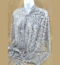 145 best images about Shawls Wraps Sequin Formal Wedding ...