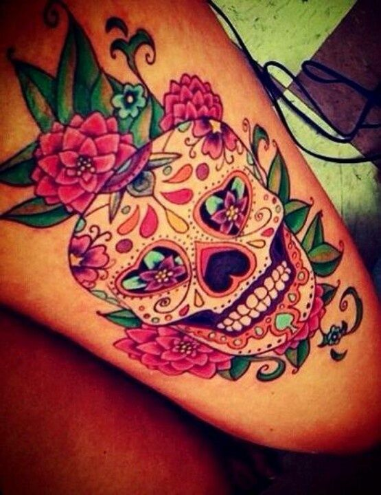 ideas pretty skull