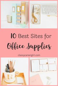 25+ Best Ideas about Office Supplies on Pinterest   Office ...