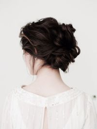 25+ best ideas about Loose Buns on Pinterest | Loose bun ...