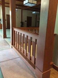 25 best images about Craftsman/Mission Style Railings on ...