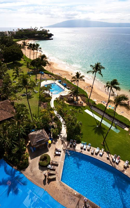 Royal Lahaina Resort Vacation Package in Maui HI  Live Auction Ideas  Charity Event