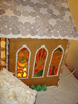 232 best images about Gingerbread houses on Pinterest