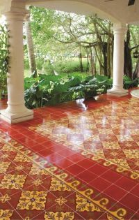 Decorating with Mexican Talavera Tile | Outdoor tiles ...