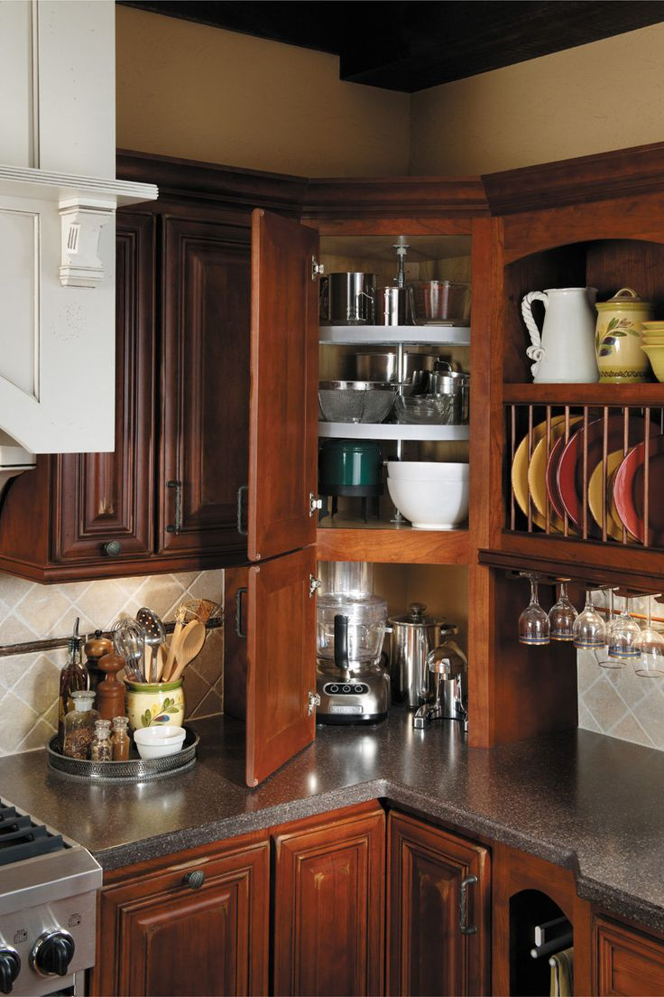 25 best ideas about Corner Cabinets on Pinterest  Corner cabinet kitchen Kitchen corner and