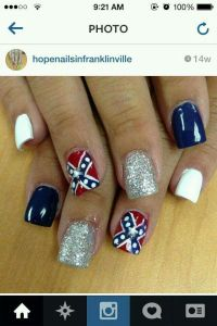 25+ best ideas about Country nails on Pinterest | Country ...