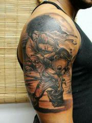 7 afro samurai