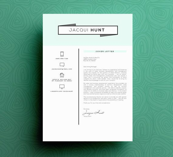 295 best images about Resume on Pinterest  Cool resumes