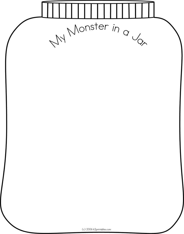 273 best Theme: Monster Emotion images on Pinterest