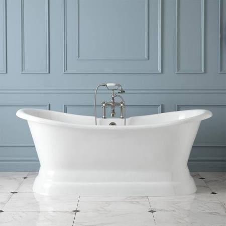 17 Best ideas about Stand Alone Bathtubs on Pinterest
