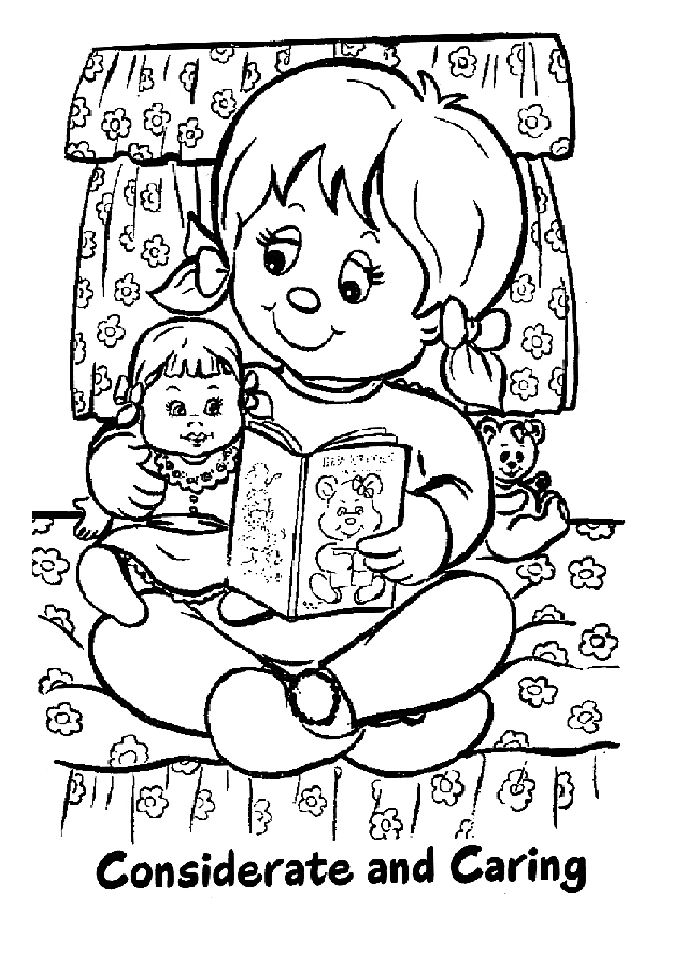 122 best images about Girl Scout Coloring Pages