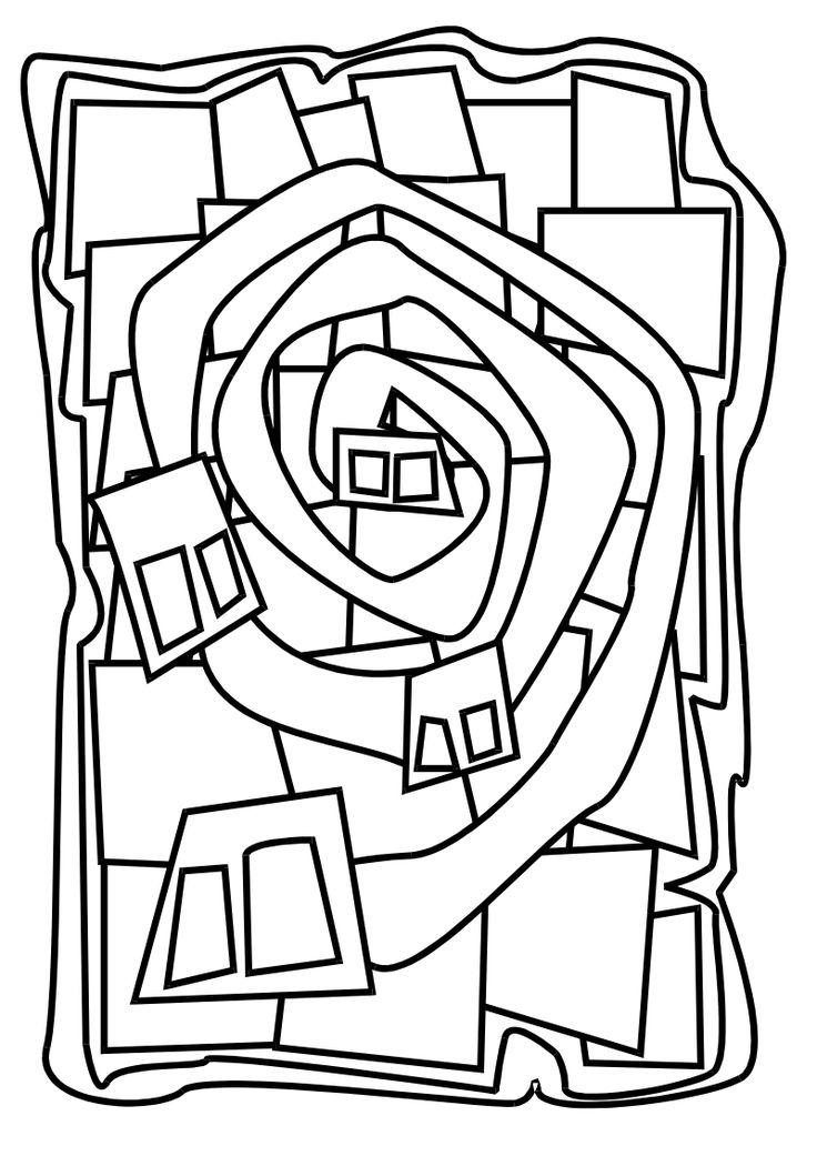 Best 25+ Hundertwasser ideas on Pinterest