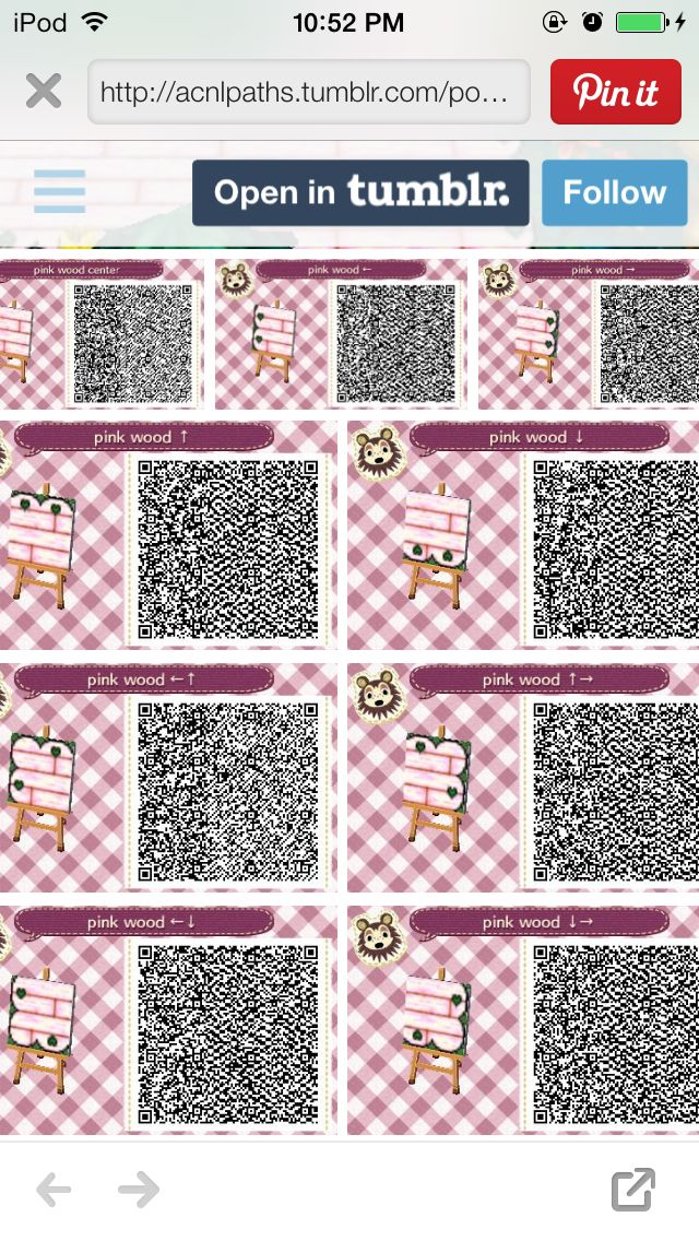 Animal Crossing Fall Wallpaper Pink Wood Path Living With Animals Pinterest Pink