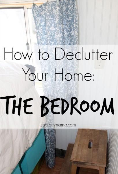 How To Declutter Your Bedroom Www Cintronbeveragegroup Com