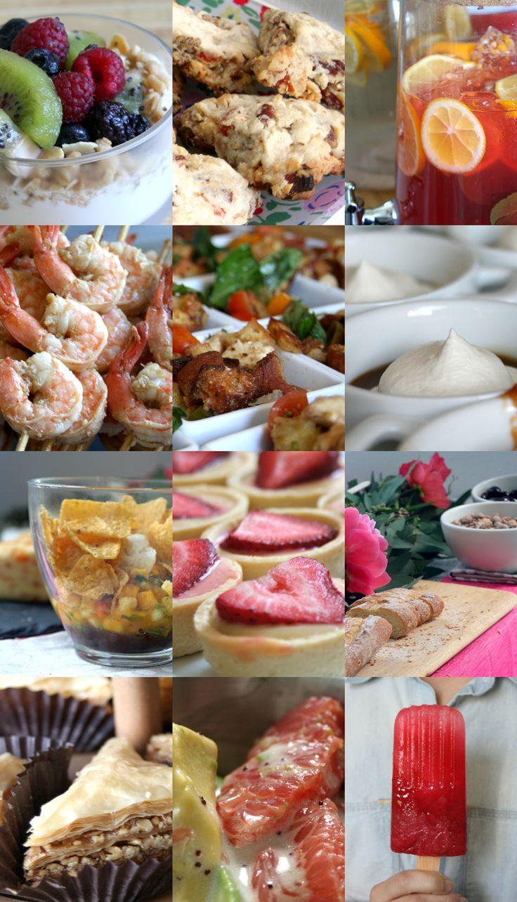 open house party menu ideas